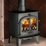 Traditional free-standing stove