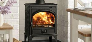Dovre 425 Cast iron Multi fuel stove
