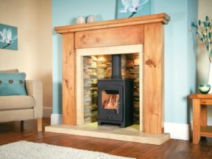 Portway 1 GAS stove for conventional flue