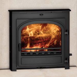 Hunter Telford 5 Inset Multi fuel stove