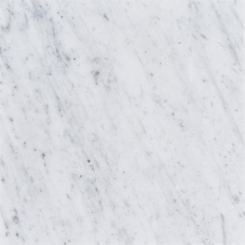 Honed Carara. Matt, shiny finish. A light coloured Marble. Not as hard as Granite or Slate. Can stain quite easily.