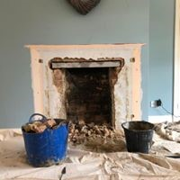 Fireplaces modified