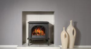 Gazco Stovax Huntingdon 30 ELECTRIC stove