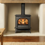 Gas, Free standing traditional stove style