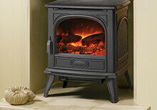The Kent Stove Company Electric Stoves and Fires
