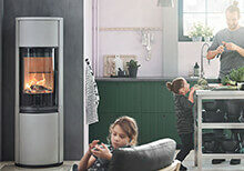 The Kent Stove Company Wood and Multi-Fuel Burning Stoves